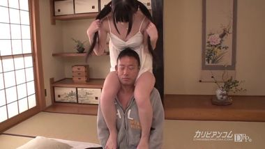 Perfect stimulation for young hottie Marie Konishi
