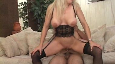 Hot milf and her younger lover 463