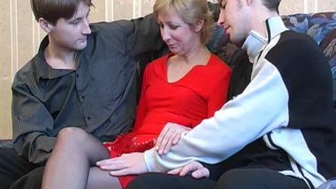 Mature And 2 Boys 7