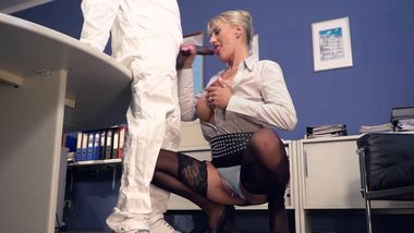Hot milf and her younger lover 514