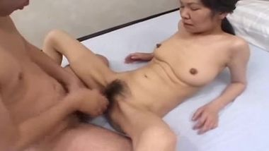 50+ Asian Fucks Younger Guy