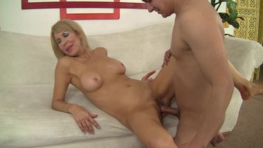 Erica Lauren is a hot GILF & ready for some hot young cock deep inside her