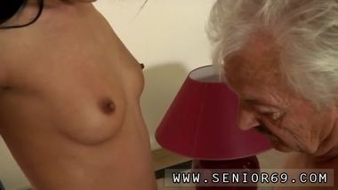 Dillion harper old and old mature couple But the girl is highly