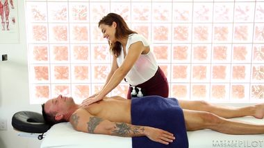 FantasyMassage Physical Therapy gets Sexy!