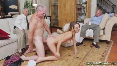 Old man little girl and old grandpa cumshots snapchat Molly Earns Her Keep