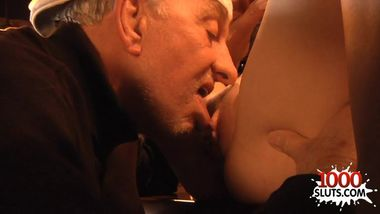 Hot girl oral and creampie swallow