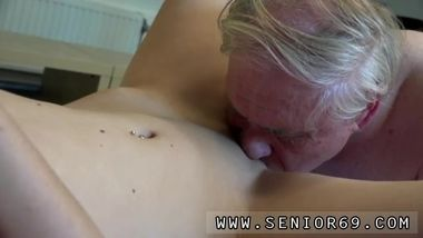 Old man young girl big tits first time She wants to fuck, NOW!