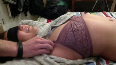 An 18 Year Old College Student Upperbody Tickling Fantasy (+Secret Cumshot)