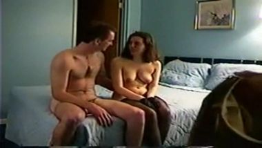 XYreal amateur cuckold filming wife on bed with young stranger